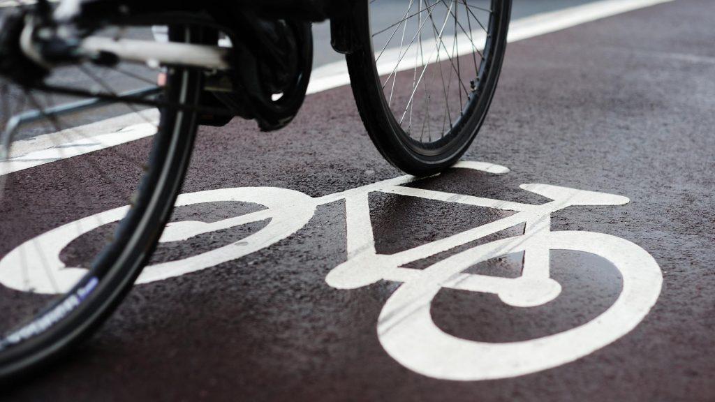 Sécurité vélo combe de Gières